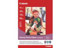 Canon GP501A4 GLOSSY Photo Paper Everyday Use A4 (100 Sheets)