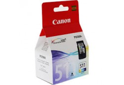 Canon Ink Cartridge Color CL-511  INK MP240