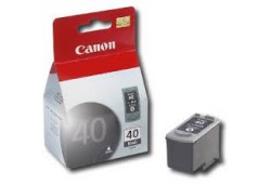 Canon Ink Cartridge PG-40 Black IP1200/IP1300/IP1600/IP1700/IP2200/IP6210D/IP6220D/MP150/IP1900