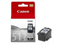 Canon Ink Cartridge PG-512 Black Cartridge High Capacity