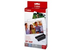 Canon KP - 36 IP Ink & Paper Set Postcard Size for 36 Prints