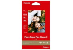 Canon PP-201 4X6 (50 Sheets) PP-201 4X6 (1 Box of 50 Sheets Professional Photo Paper)