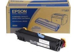 Epson Aculaser M1200 Standard Capacity Developer Cartridge Black Yield 1800 Pages