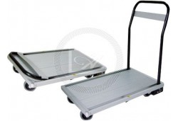 Kenton Trolley Alluminium Platform 910 X 600MM Hand Held - Foldable - Capacity 350KG