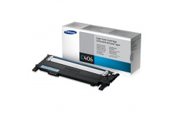 Samsung CLTC406 Cyan Toner for CLP365  CLX3305 (1000 Page Yield)