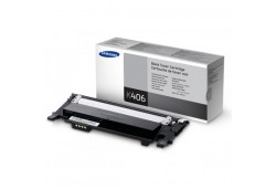 Samsung CLTK406S Black Toner for CLP365 CLX3305 (1500 Page Yield)