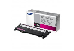 Samsung CLTM406S Magenta Toner for CLP365 CLX3305 (1000 Page Yield)