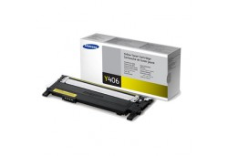 Samsung CLTY406S Yellow Toner for CLP365 CLX3305