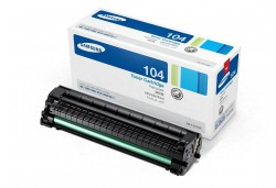 Samsung MLTD104S Black Toner for ML1660  ML1860  SCX3200 (1500 Page Yield)